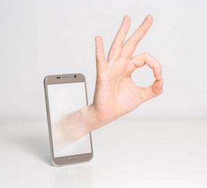 התאמה לטלפונים סלולריים